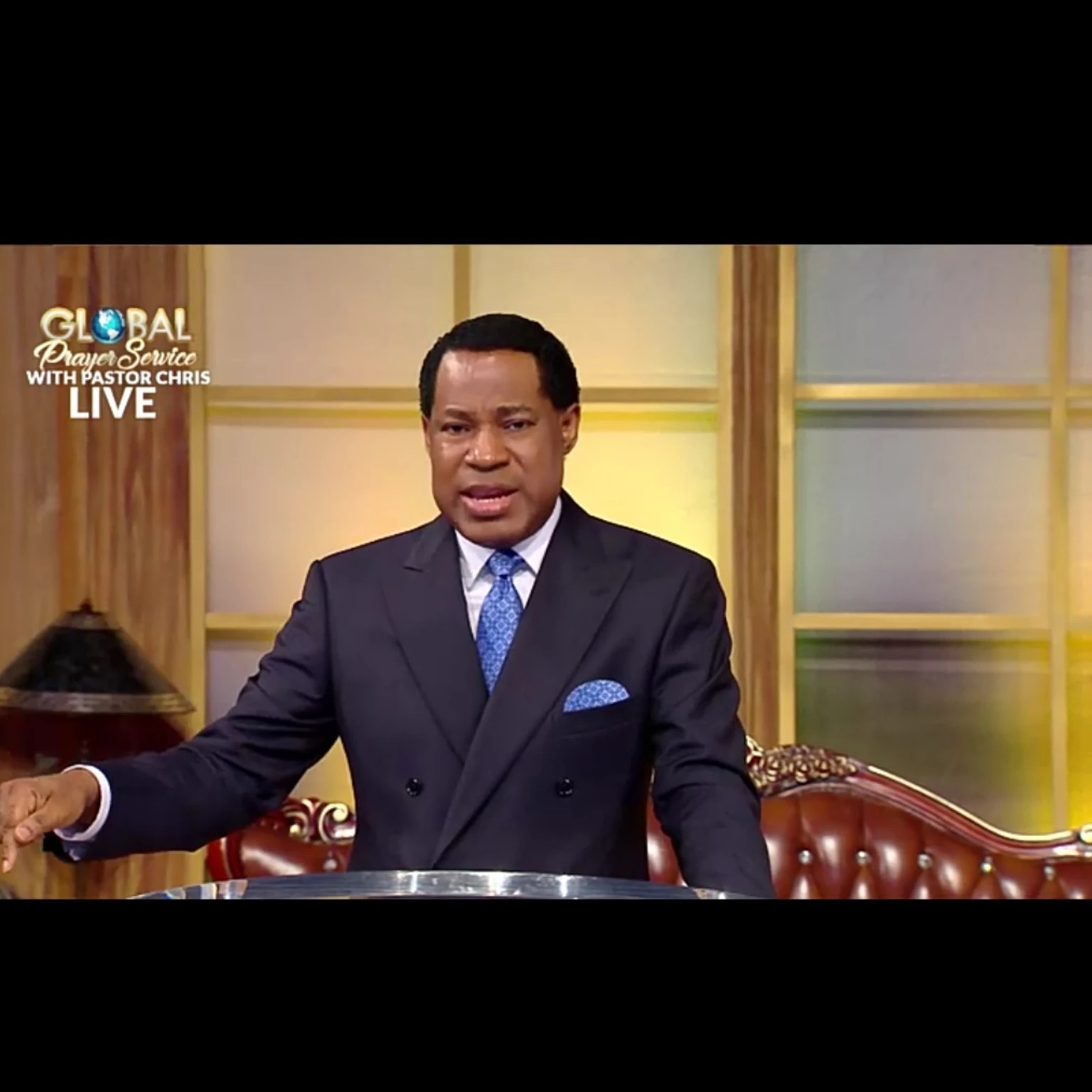 Global Prayer service with Our
