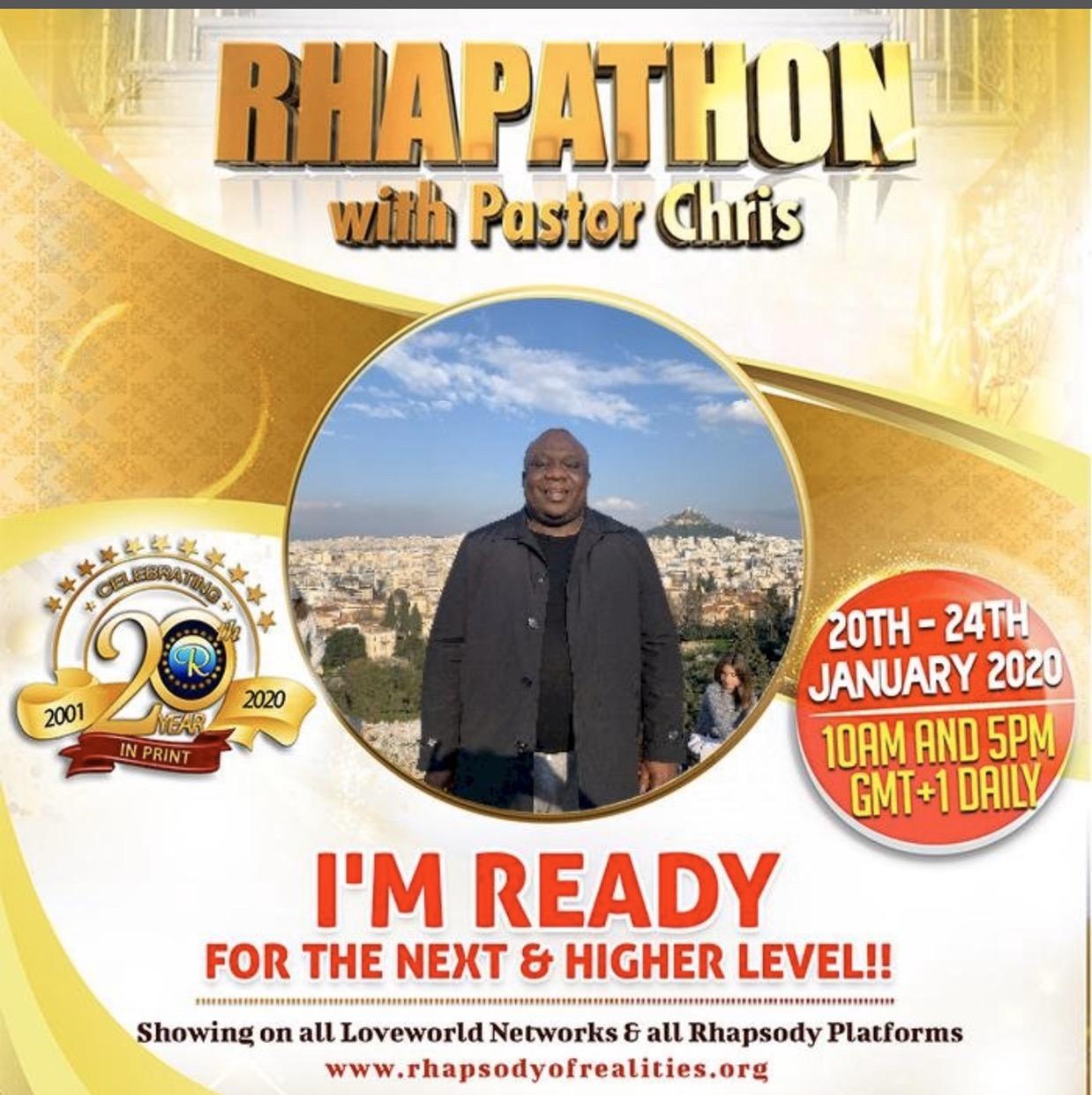 We are ready. #EER #Rhapathon2020