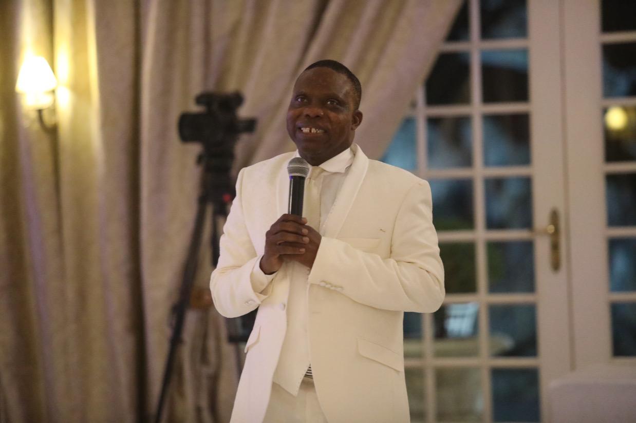 Celebrating our Esteemed Regional Pastor,