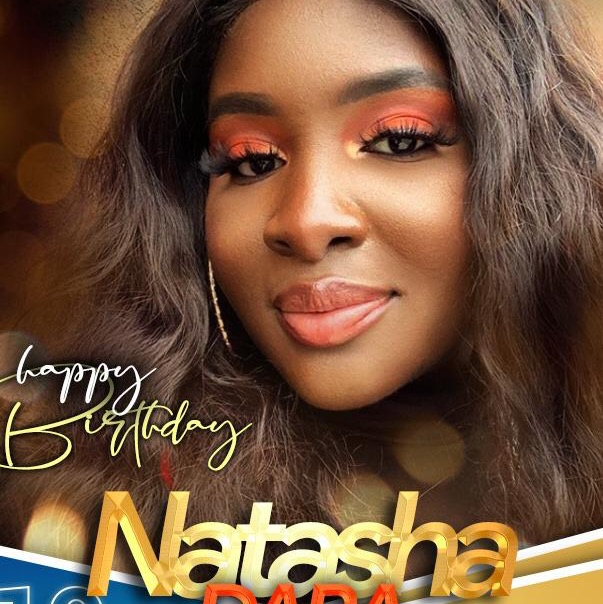Happy perfect birthday dearest Tasha.