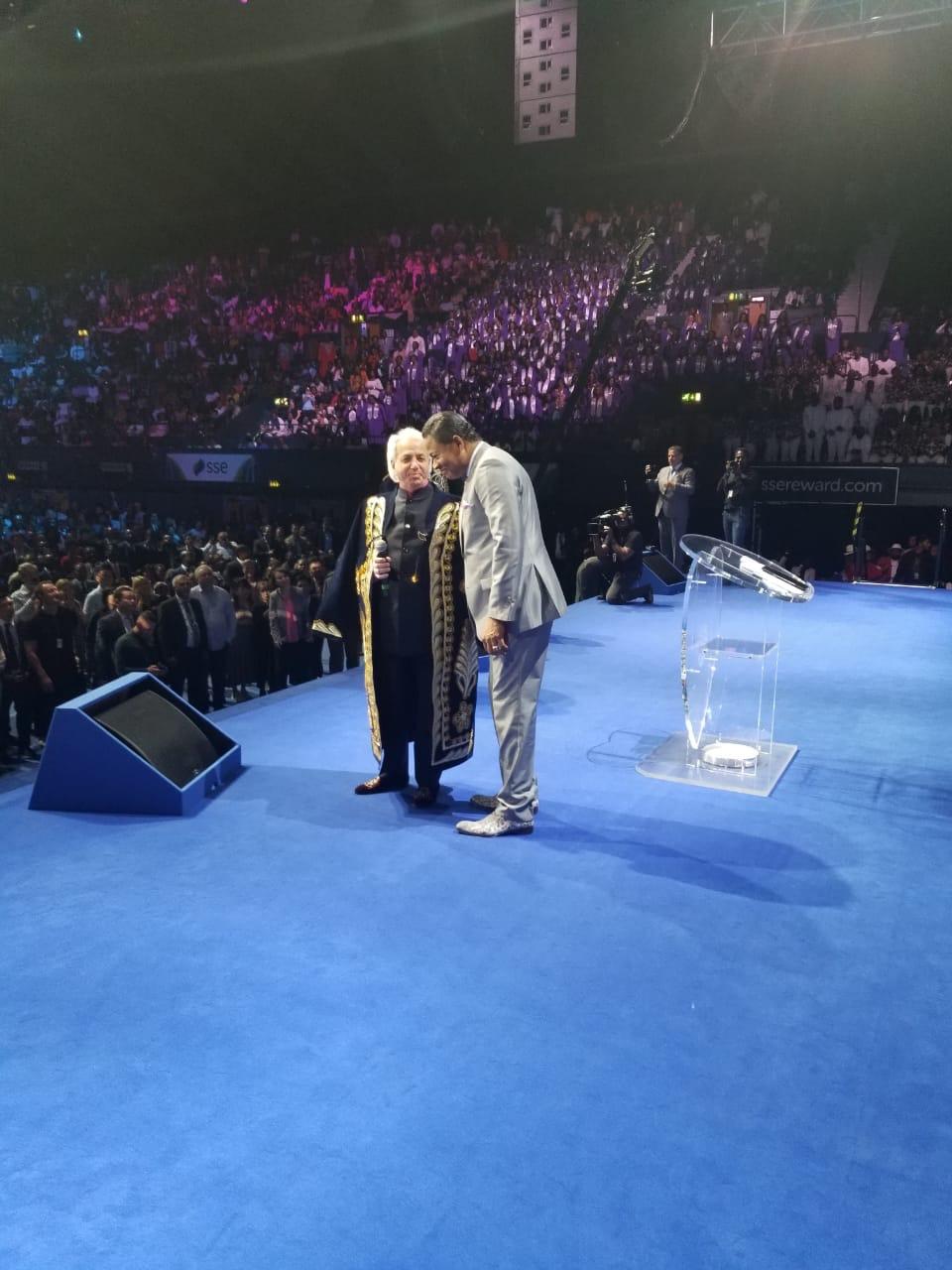 WORLD EVANGELISM CONFERENCE 2019 🌟✨🌟✨🌟✨🌟✨🌟✨🌟