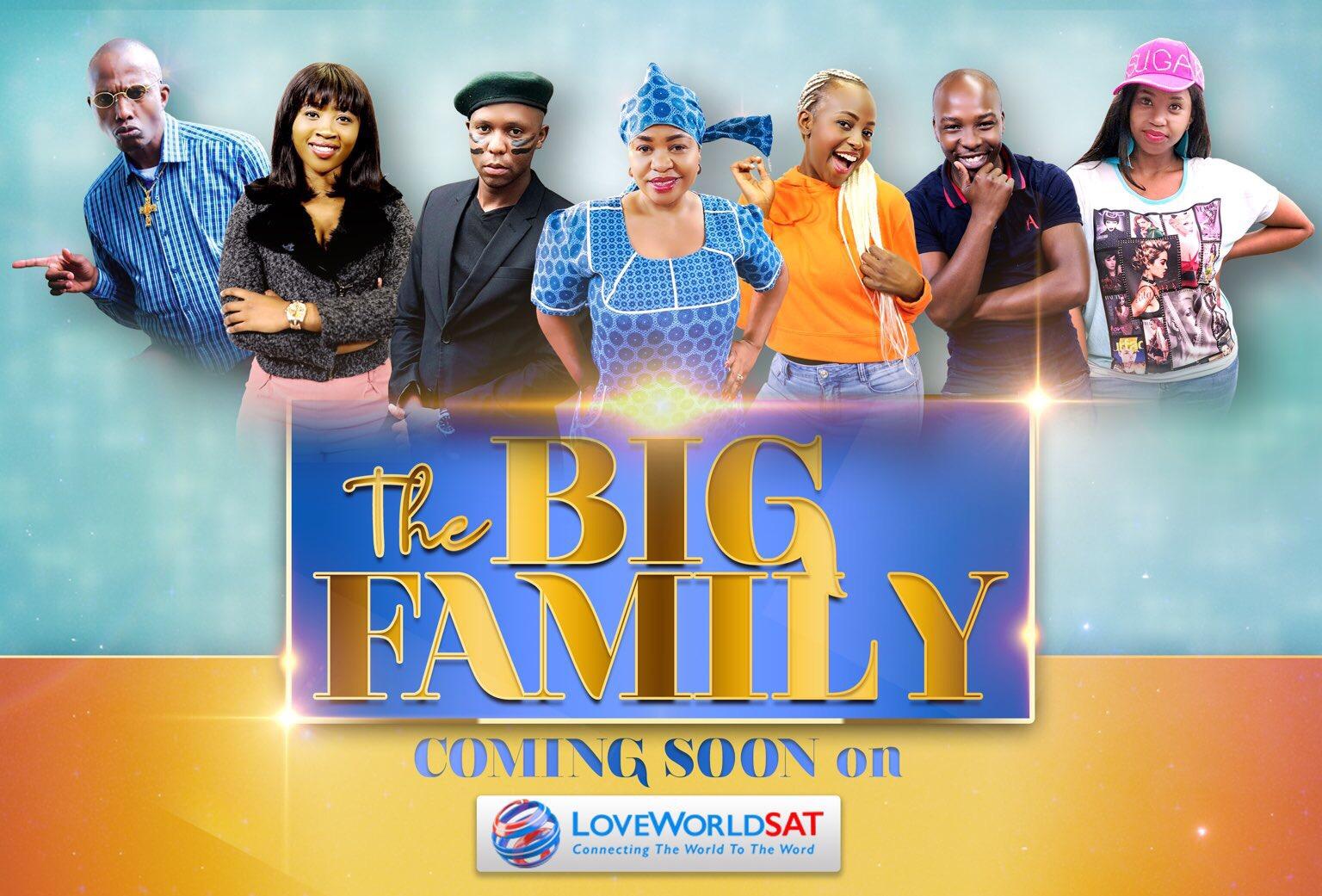 THE BIG FAMILY ☺️🤣😂 Sitcom