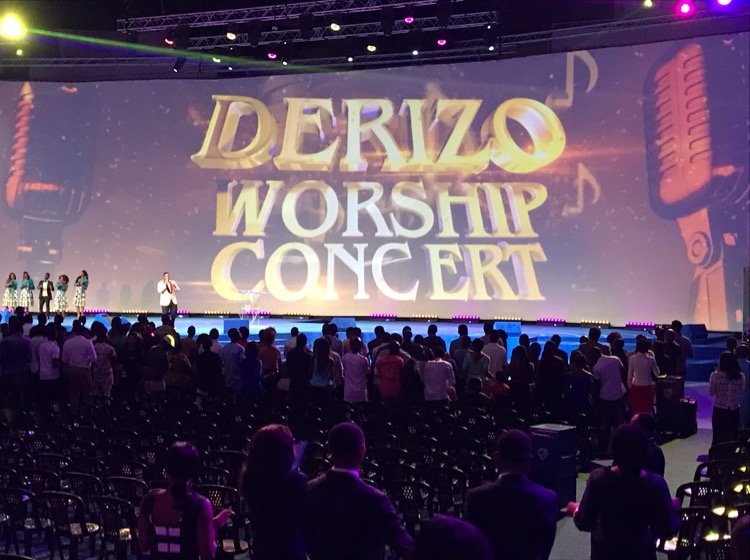 Live at #celvz #praise #worship