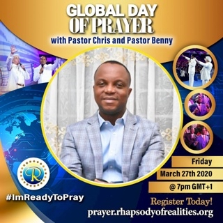 Pastor Uche Onyemefolu avatar picture