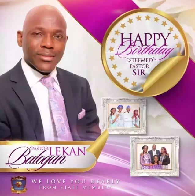 Happy Glorious Birthday to my