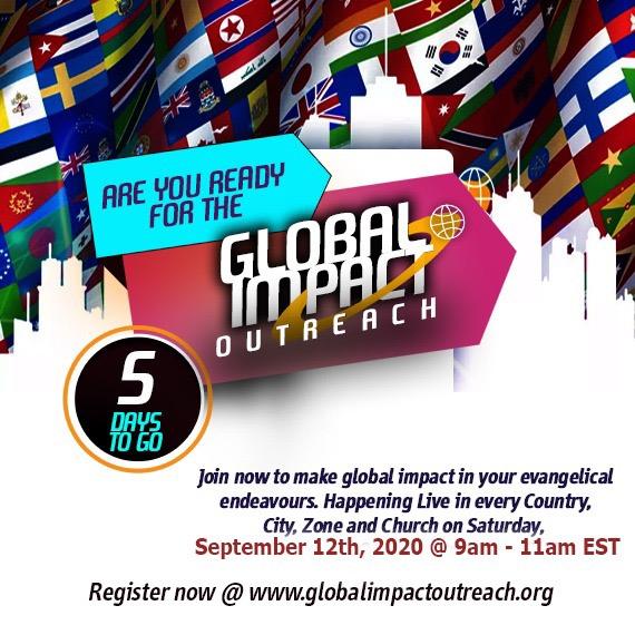 Global Impact Outreach 5 Days