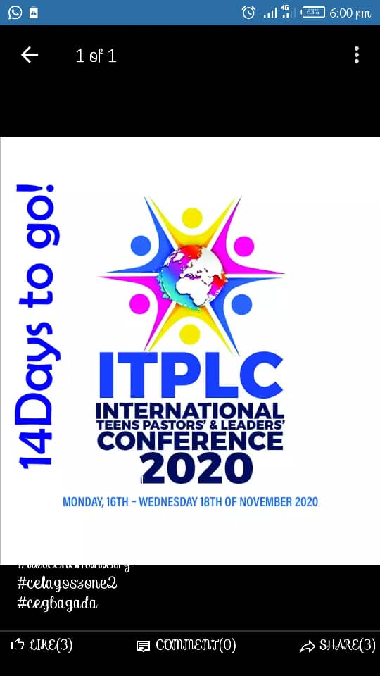 ITPLC 2020 IS HERE AGAIN...