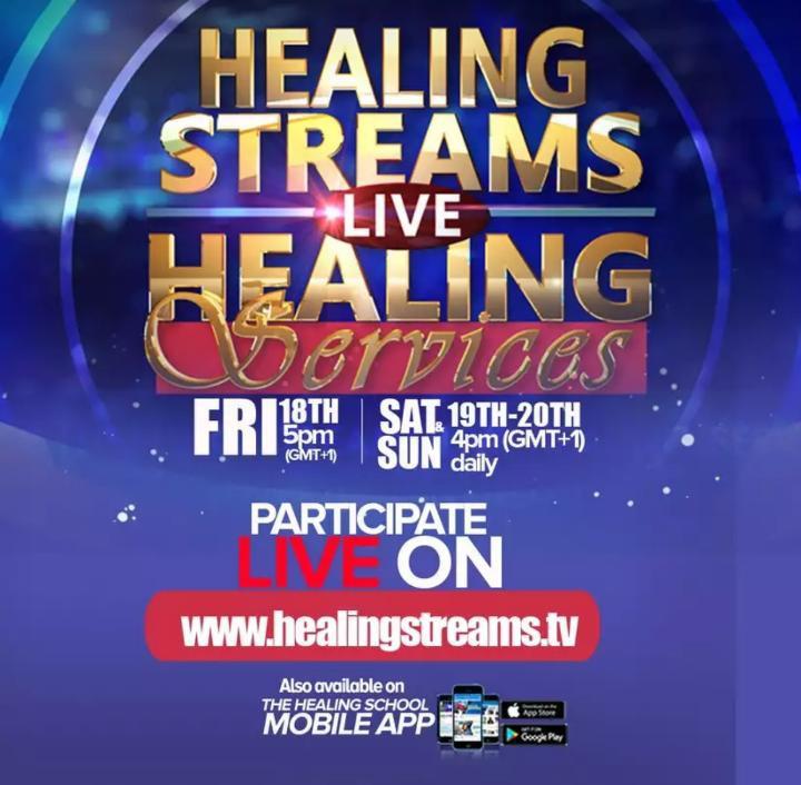 Happening now!!!!! Glorrrrryyyyyy!!! #healingstrea