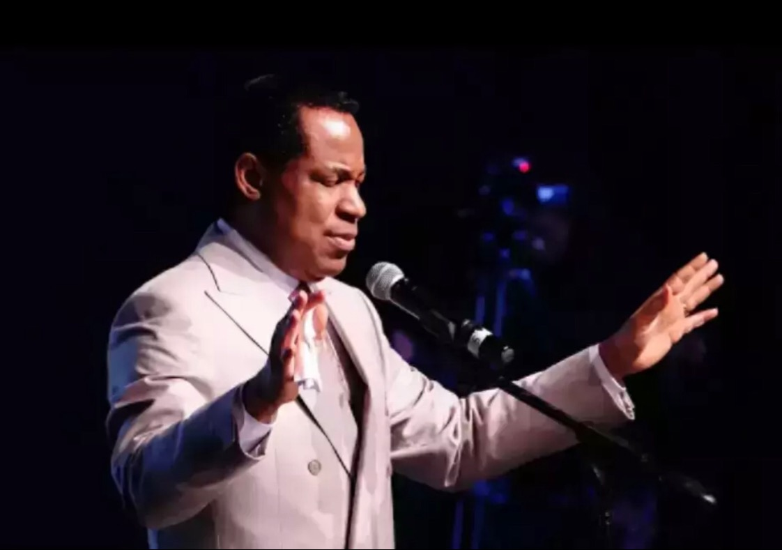 And the Prophet (Pastor Chris