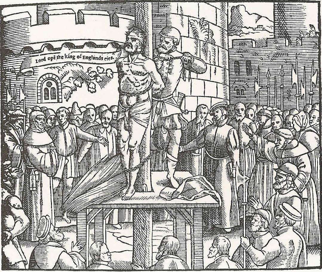 TODAY IN HISTORY- William Tyndale.