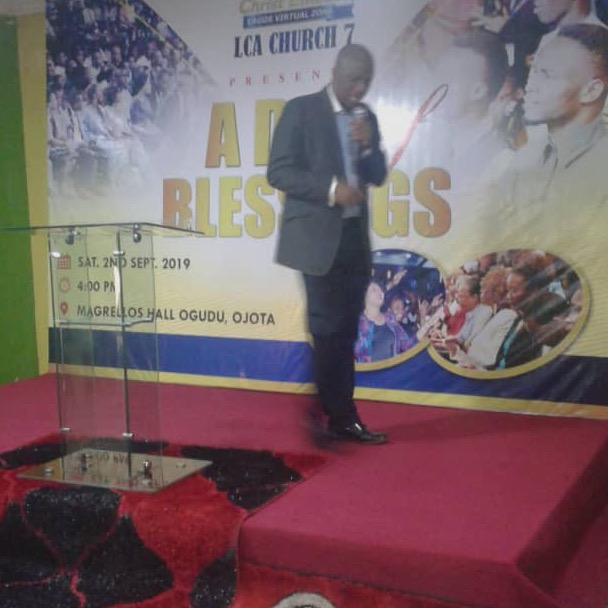 Glorious Outreach by Christ Embassy