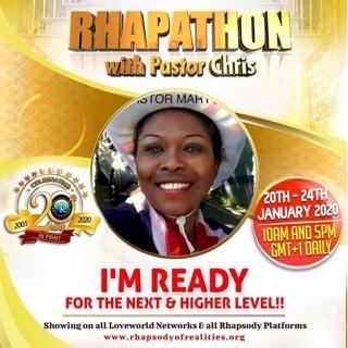 Pastor Mary Ikem avatar picture