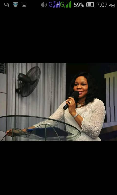 Happy Birthday Pastor Linda Okocha!