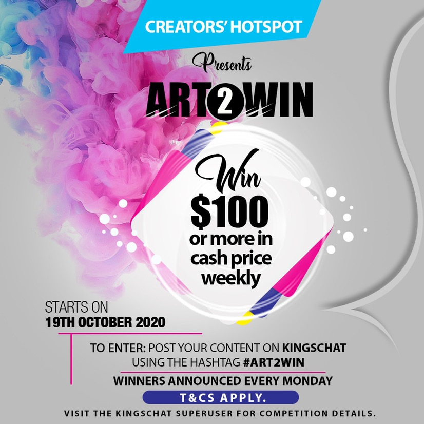 *INTRODUCING ART2WIN, Supporting Innovative Conten