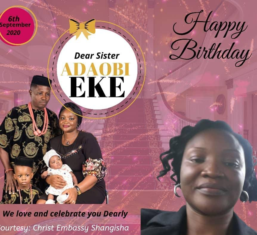 Special birthday greetings to our