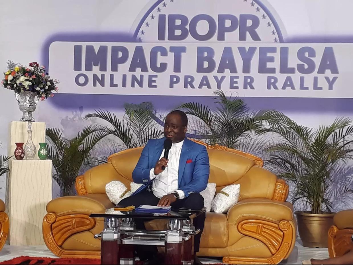 We pray, He responds! God