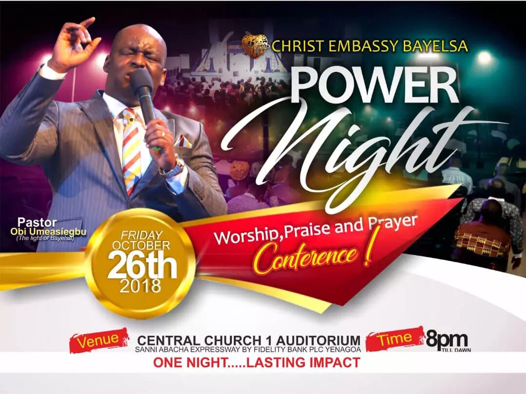 Worship, Praise and Prayer Conference