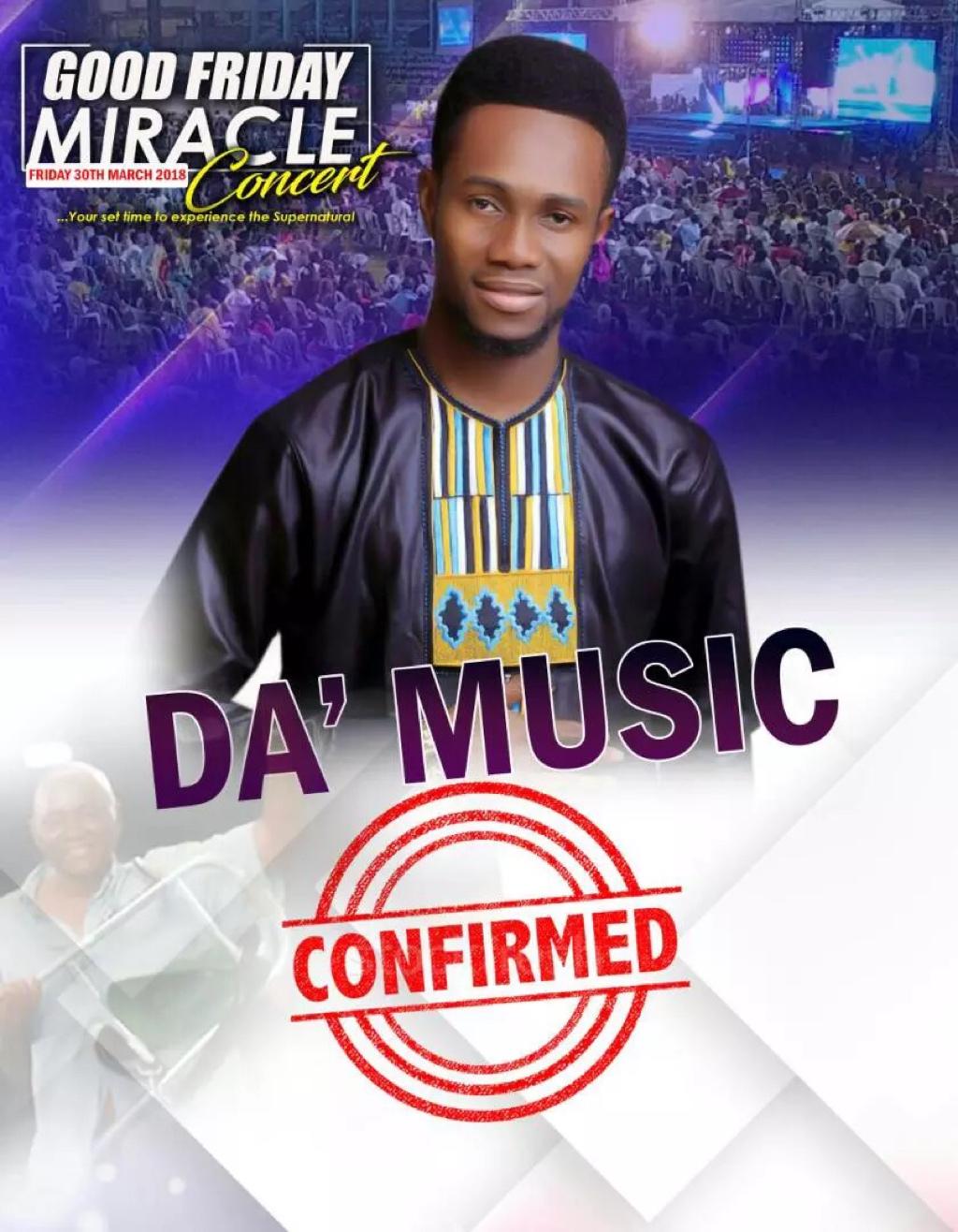 Ministering Da Music #GFMC2018 #CRVZ