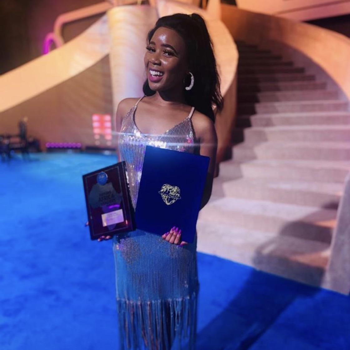Congratulations 🍾 sis Tebogo ❤️