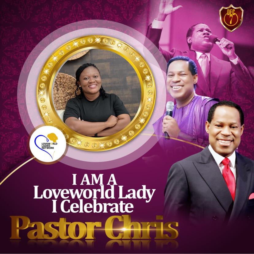 Celebrating the world's best Pastor