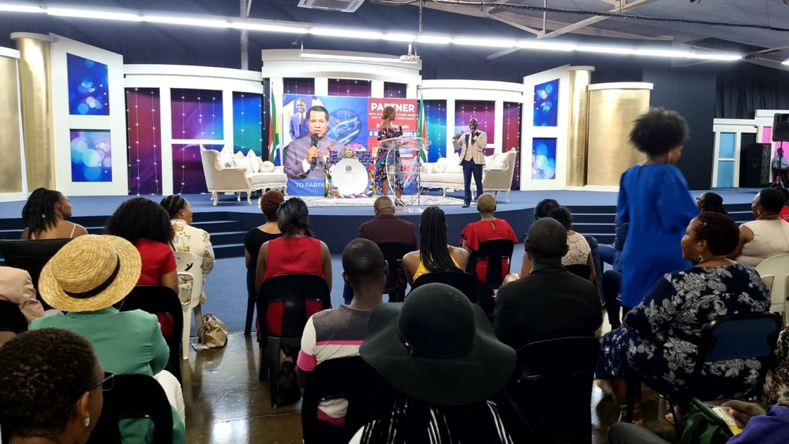 PICTURES HIGHLIGHTS OF LOVEWORLDSAT THANKSGIVING