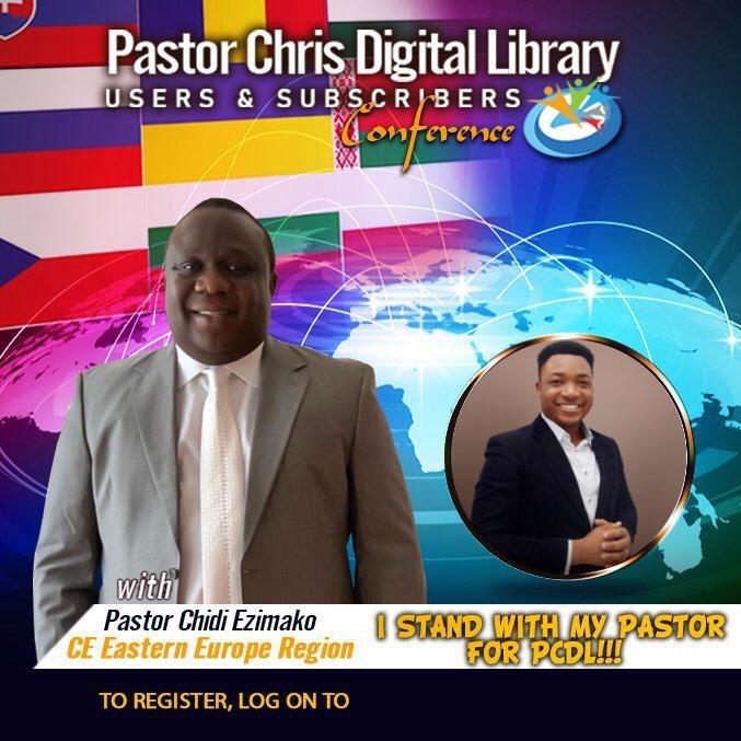 Standing with Esteemed Regional Pastor