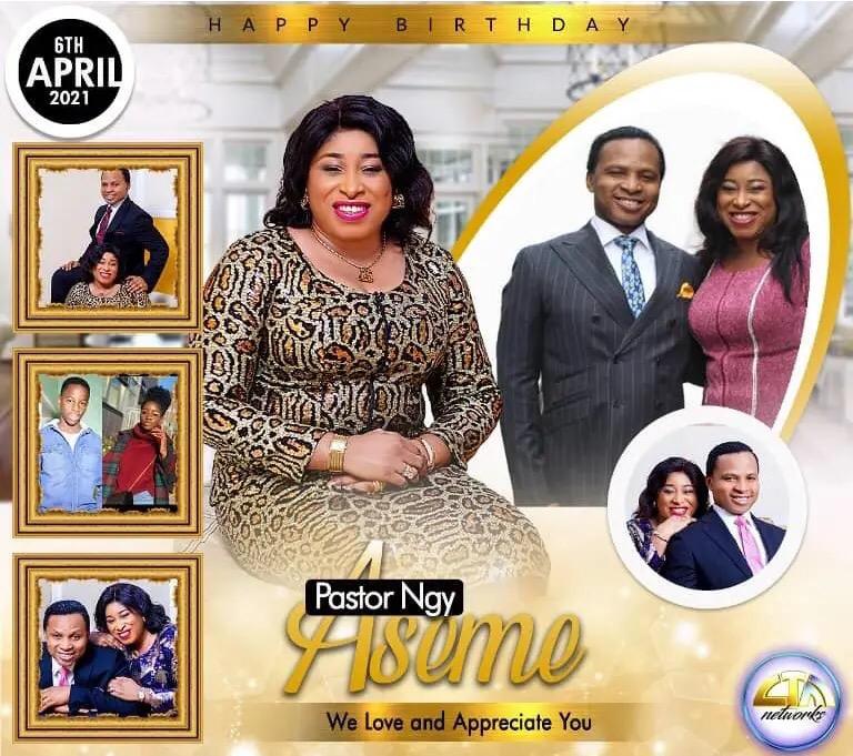Happy Birthday Esteemed Pastors! Love