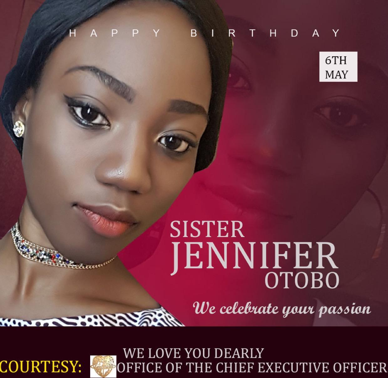 Happy Special Birthday Dear Sister