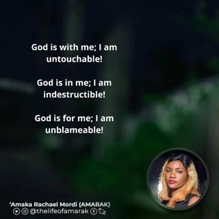Amaka Rachael Mordi (AMARAK) avatar picture