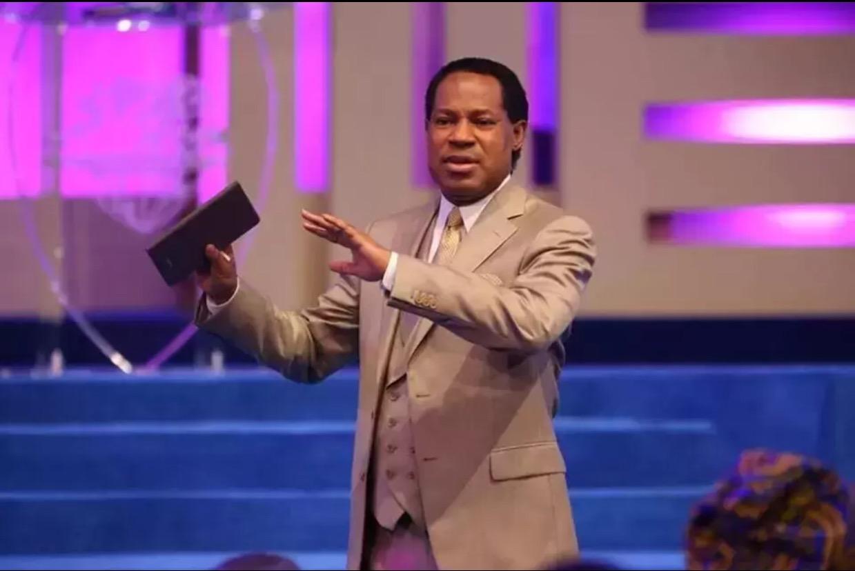 It's the pastors responsibility to