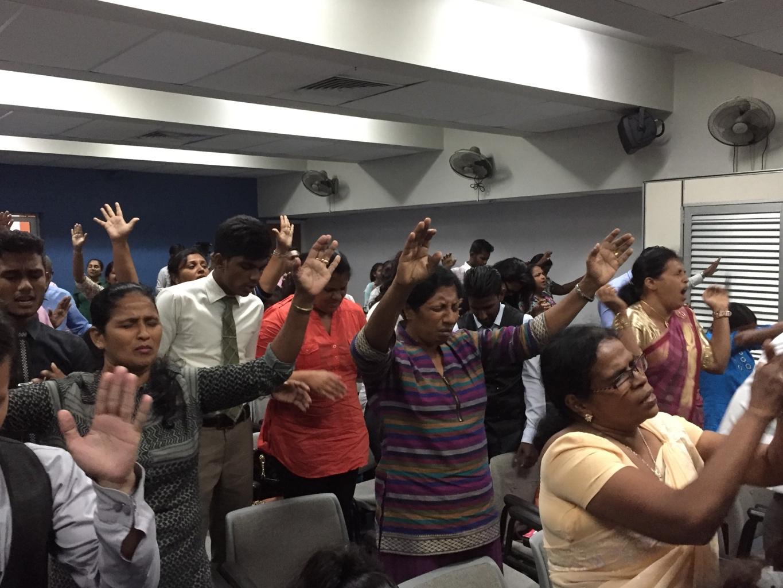 Happening Now: CE Sri-Lanka Partners