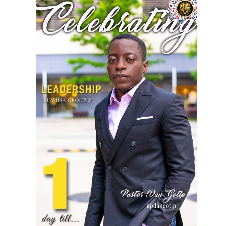 Celebrating God's General, a man