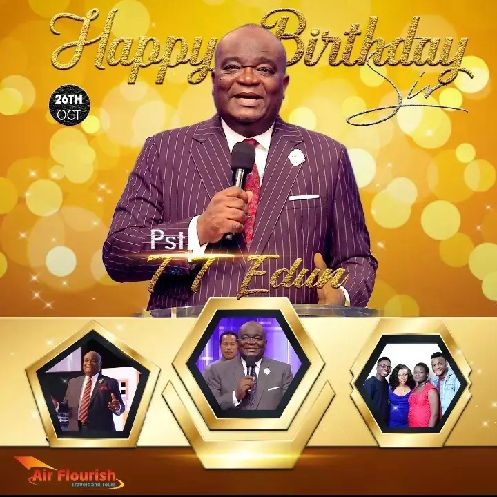 Your Excellency , Happy Birthday