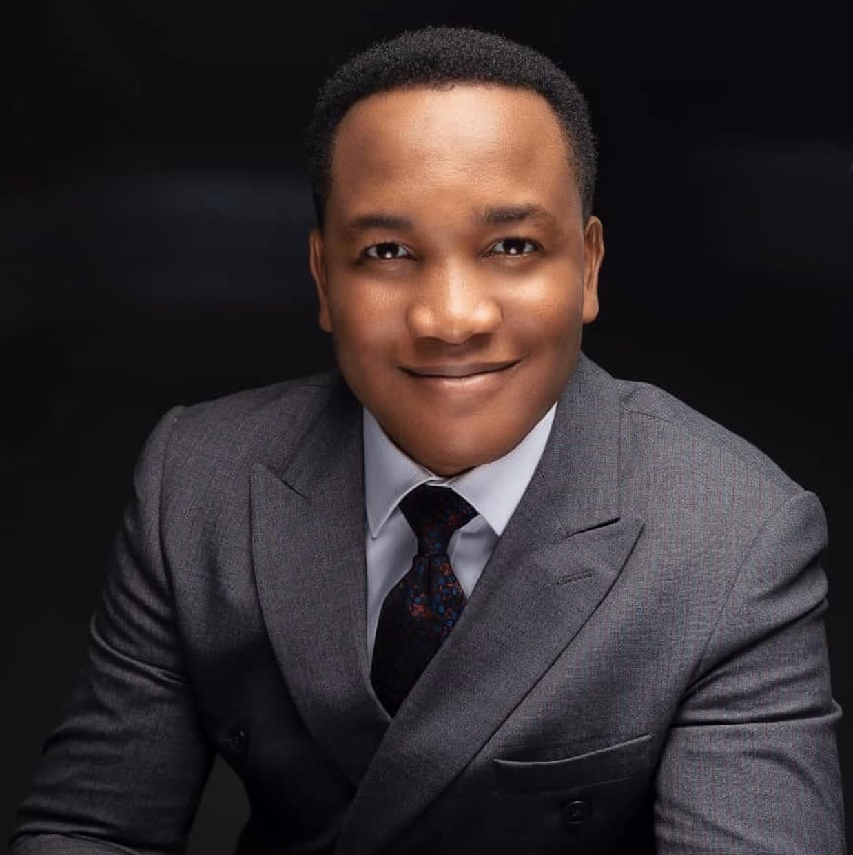 Happy Birthday Pastor Derrick, you