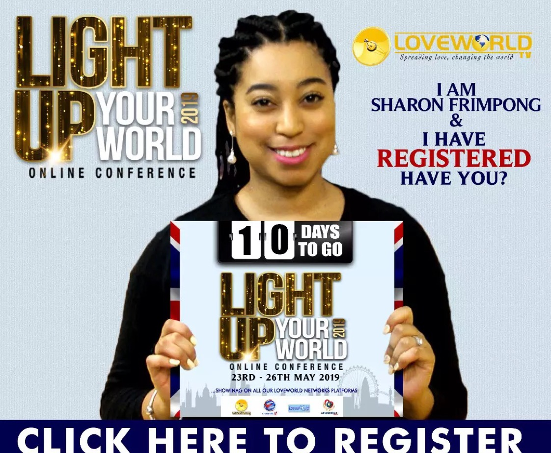Light Up Your World Conference