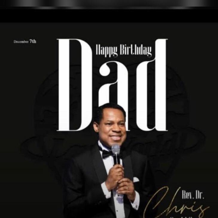 Happy Birthday Dad! You rock!!!🥰😘