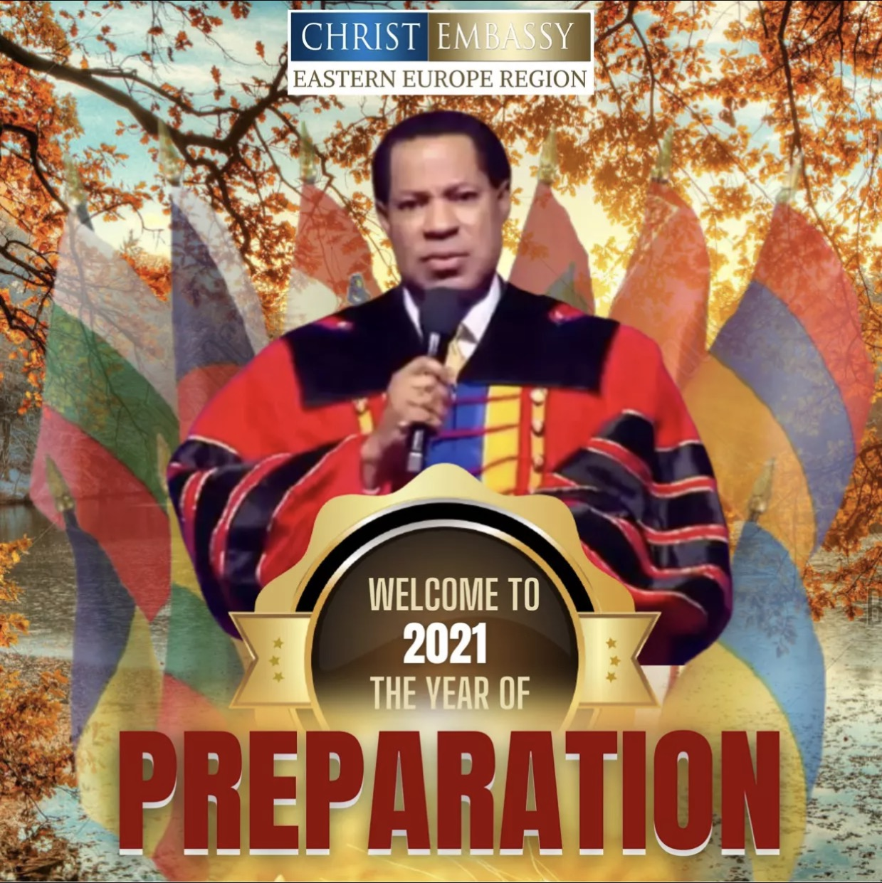 It's mY year of Preparation.