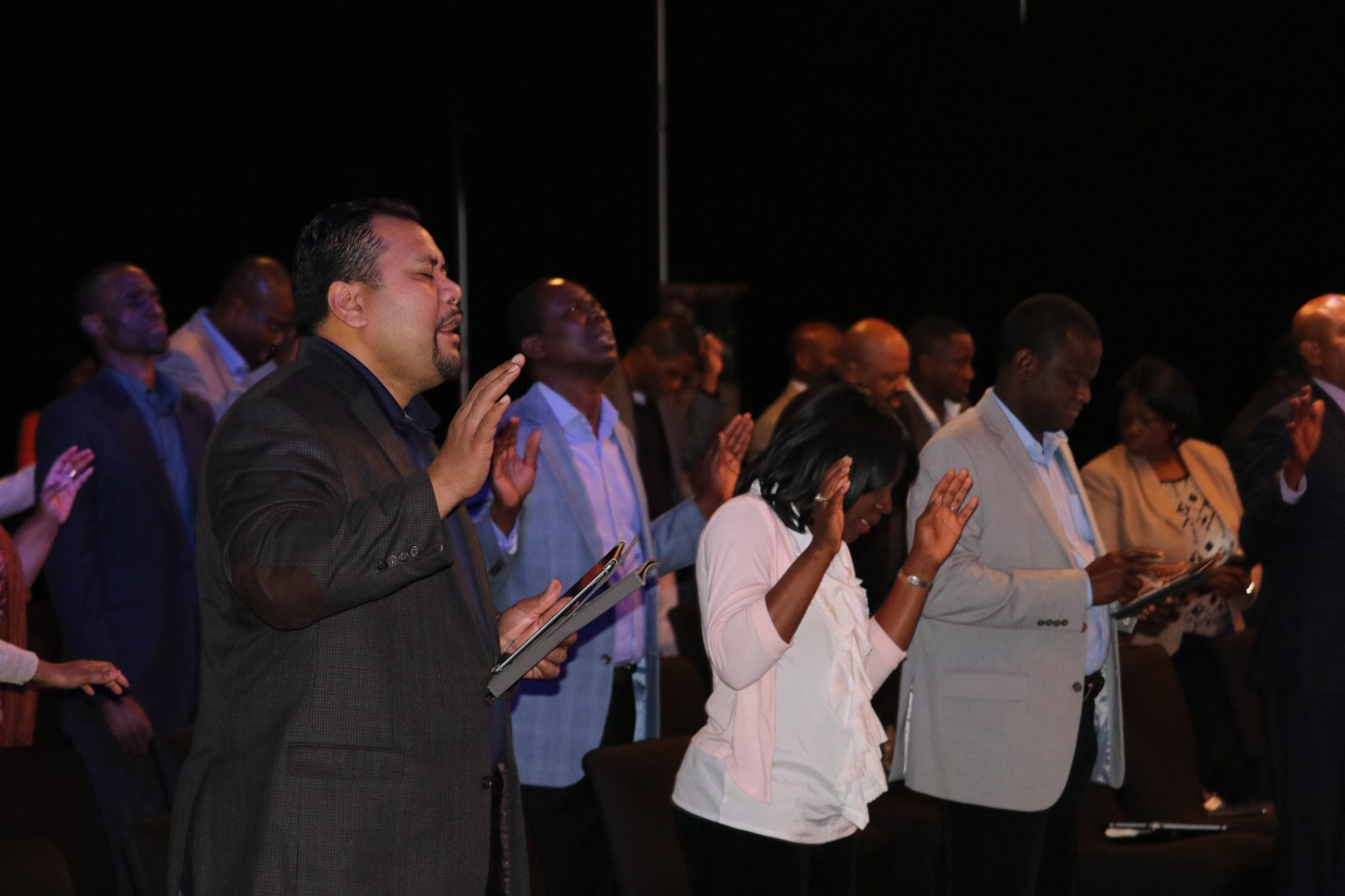Regional Pastors & Coordinators All