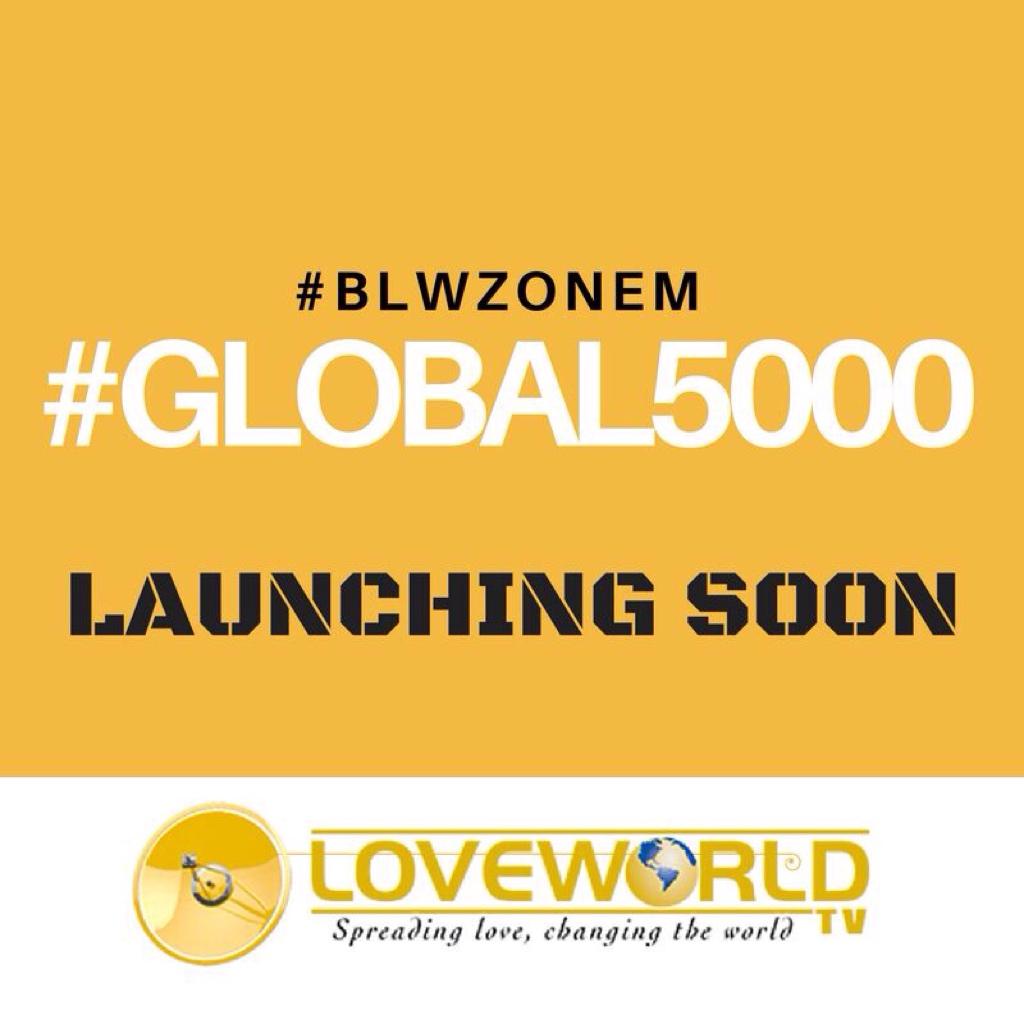 Coming soon #Global5000 #VoicesThatMustBeHeard #B