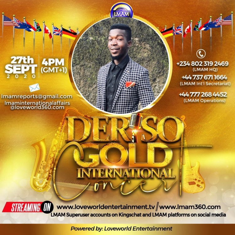 🔥📣📣DERISO GOLD📣📣🔥 *🌟 REGISTER🔥 @