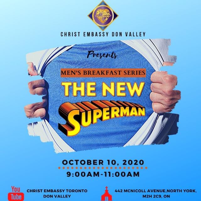 Are you the New Superman???