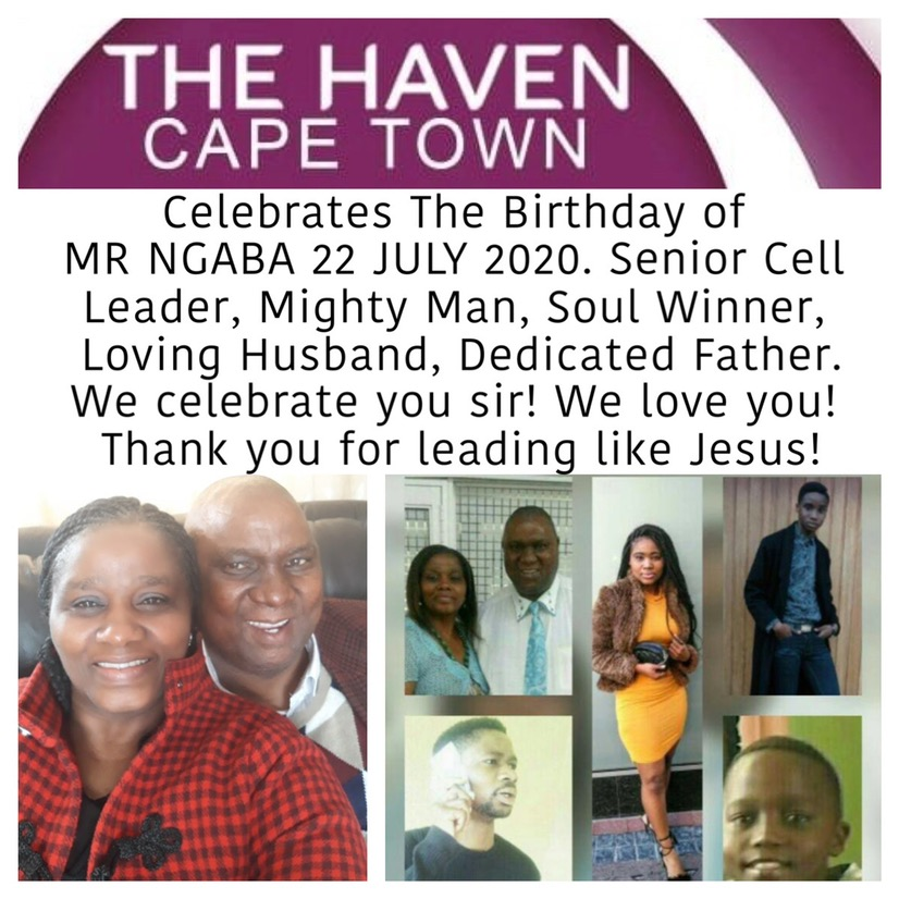 #TheHavenCapeTown is celebrating the life