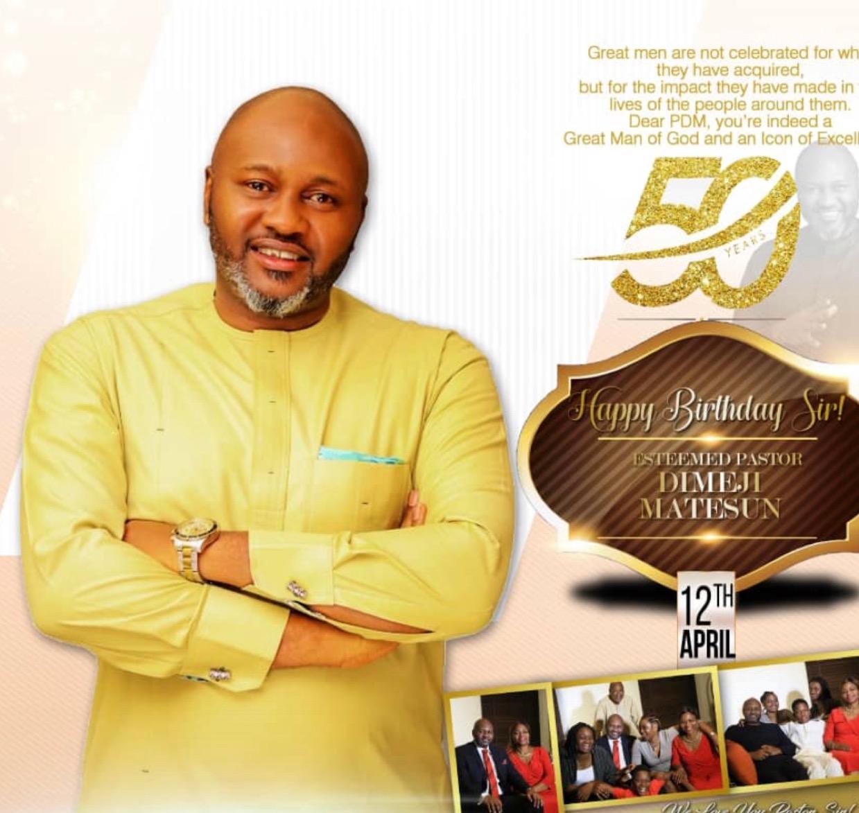 Happy birthday highly esteemed PDM