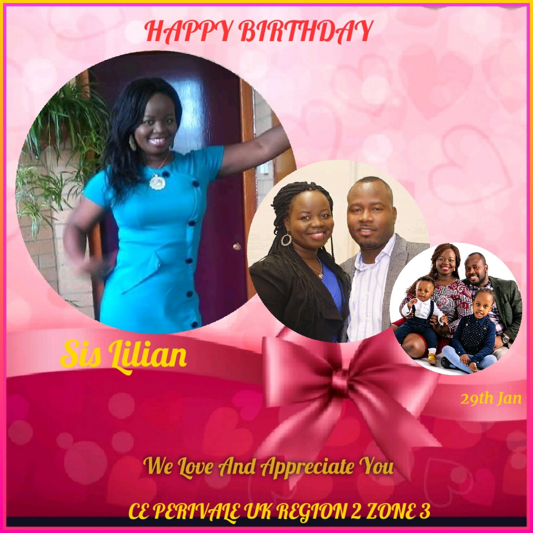 Happy Perfect Birthday my dearest