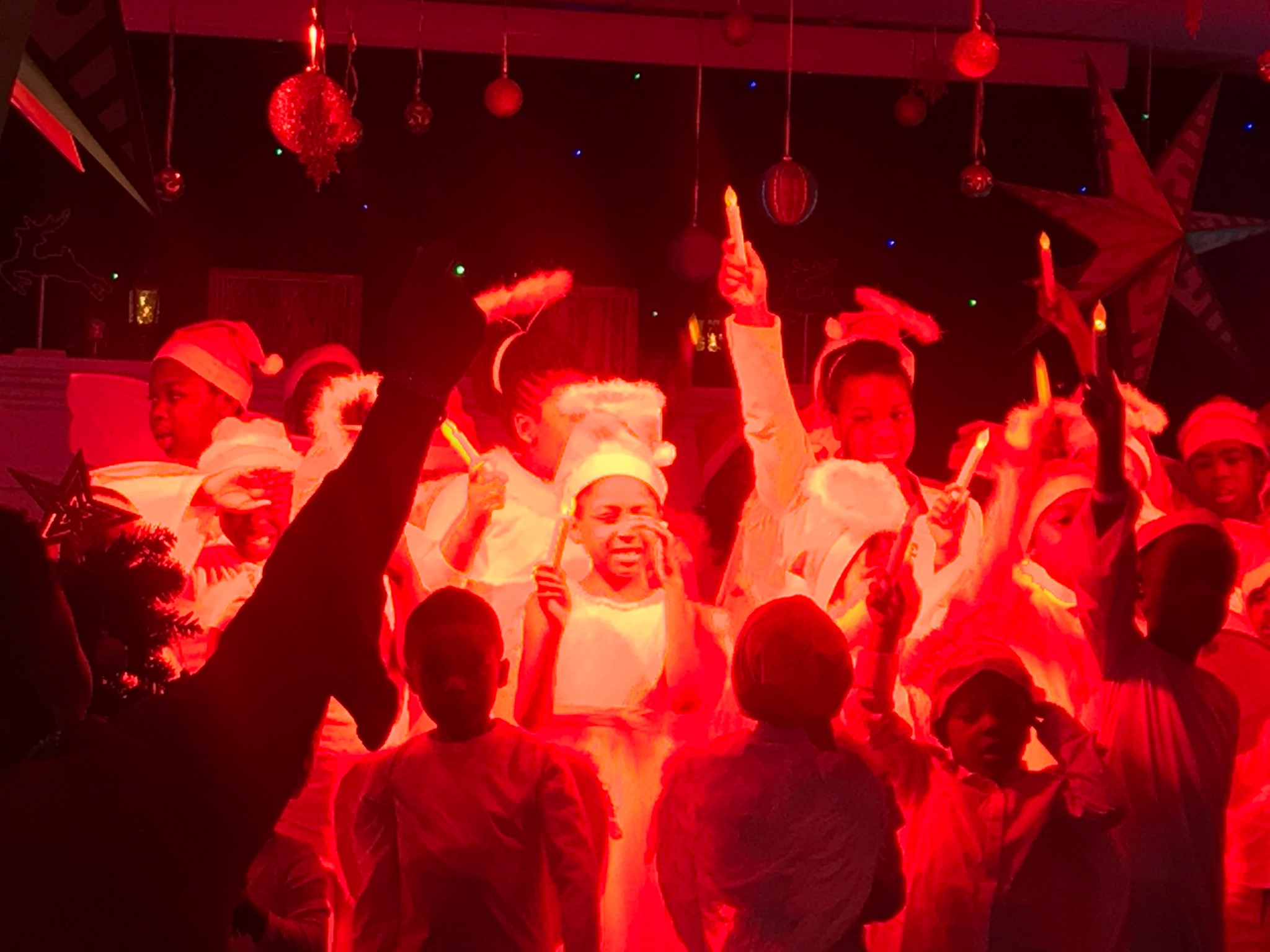#LWThamesmead #ChristmasCarol