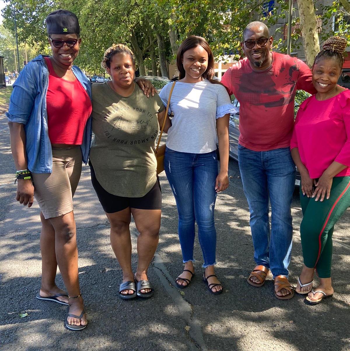 Evangelism with fun 💃🏼💃🏼💃🏼 #OneMillionRhapso