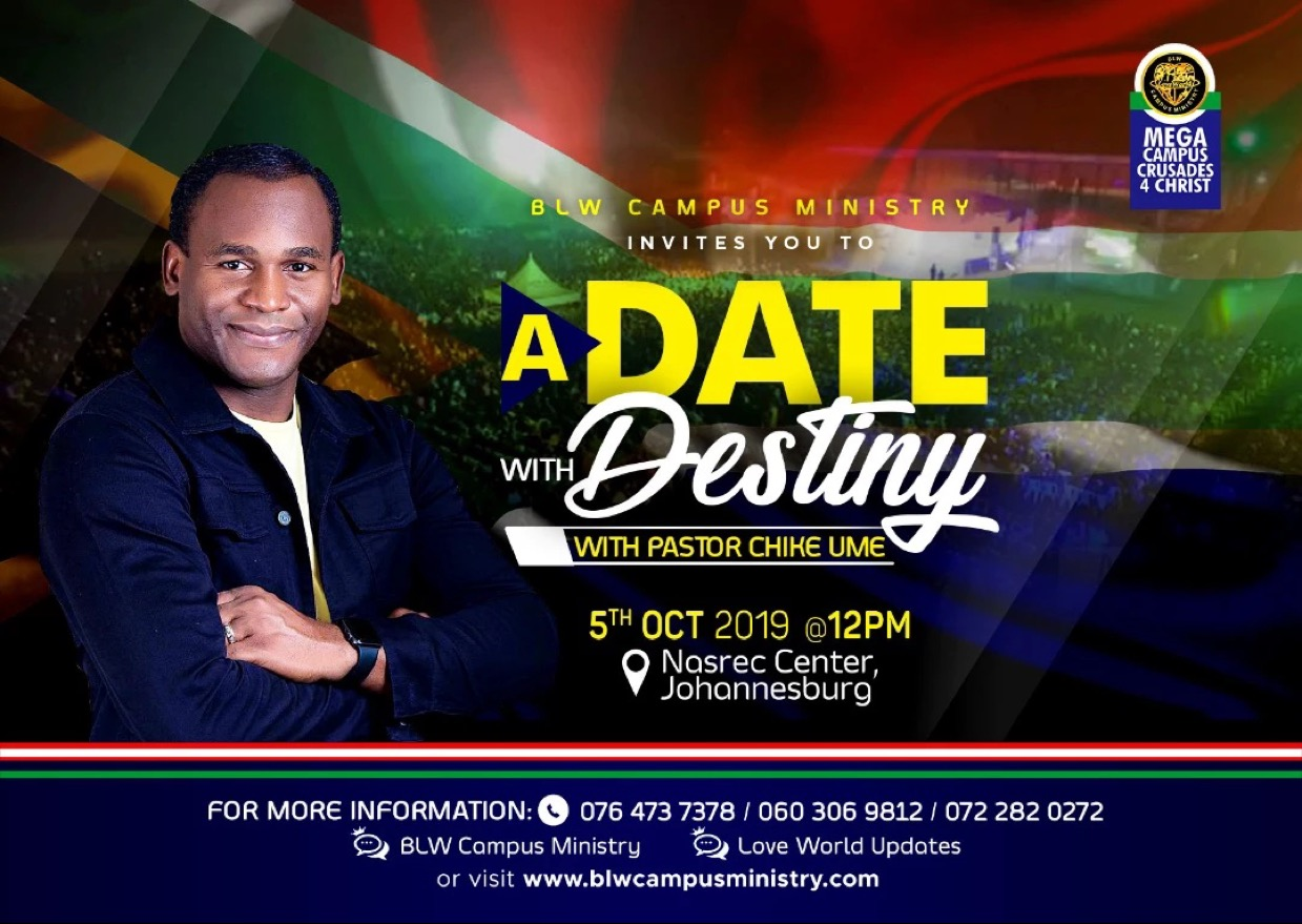 A blessed one indeed #adatewithdestiny