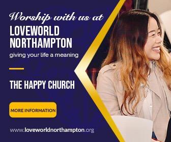 The happy Church #LWNorthampton #UKZone2