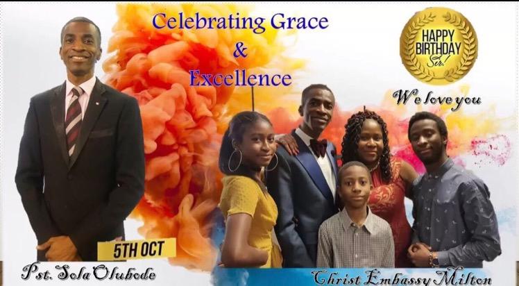 HBD to esteemed Pastor Sola,