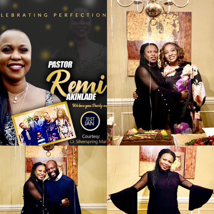 Happy Birthday Pastor Remi!♥️♥️♥️